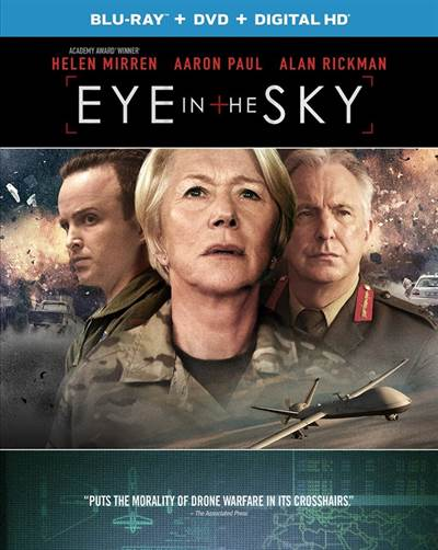 Win a Copy of Eye In The Sky on Blu-ray From FlickDirect and Universal Studios