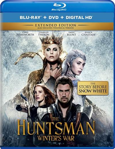 Win a Copy of The Huntsman: Winter's War on Blu-ray From FlickDirect and Universal Pictures
