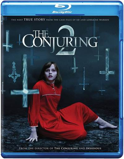 Win a Copy of The Conjuring 2 on Blu-ray From FlickDirect and Warner Bros.