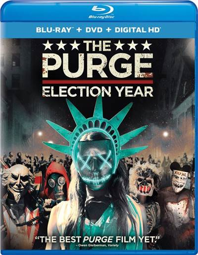Win a Blu-ray Copy of The Purge: Election Year From FlickDirect and Universal Pictures
