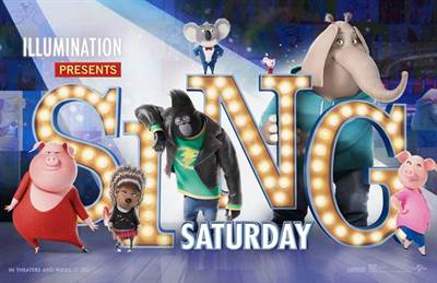 AMC Theatres to Host Sing Saturday on Thanksgiving Weekend