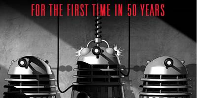 Doctor Who: The Power of the Daleks Hits The Big Screen For The First Time Ever