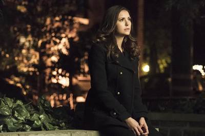 Nina Dobrev to Return for Vampire Diaries Finale