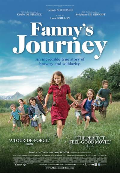 Fanny's Journey is a Story of Heartbreak, Hope, and Ultimately Survival