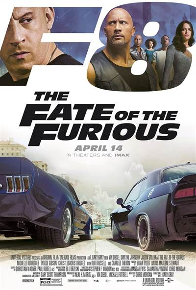 Win Complimentary Passes For Two To An Advance Screening of Universal Pictures, The Fate of The Furious
