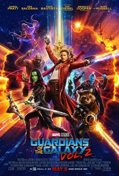 Win Complimentary Passes for two to a 3D Advance Screening of Marvel Studio's Guardians of the Galaxy Vol. 2