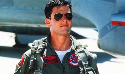 Cruise Reveals Title to Top Gun Sequel