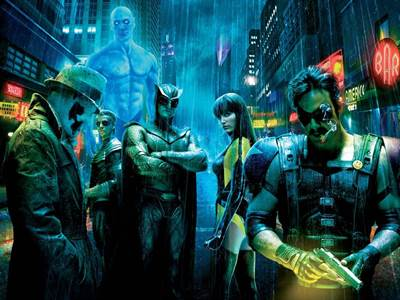 Watchmen Property Being Developed As An HBO Series