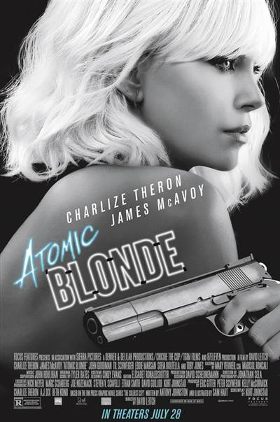 Win Complimentary Passes For Two To An Advance Screening of Focus Features, Atomic Blonde