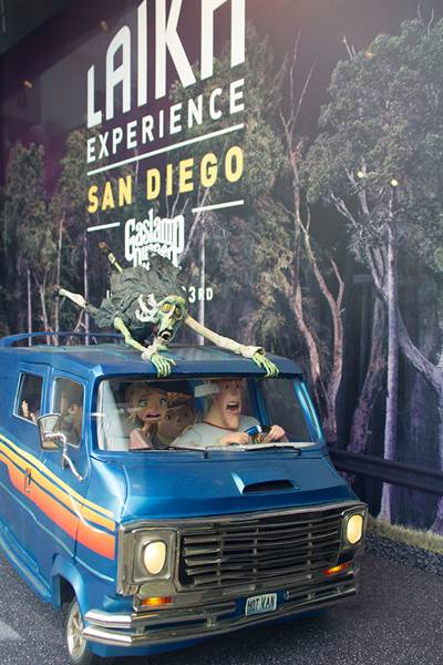 San Diego Comic Con Fans Experience LAIKA Artistry Up Close and Personal