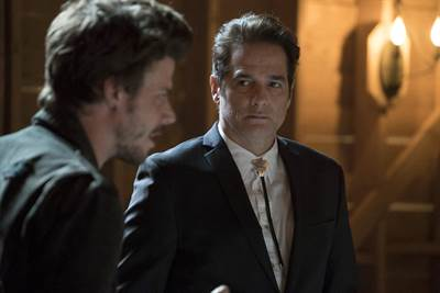 Midnight, Texas: What is the Rev Hiding?