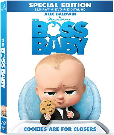 Win a Copy of The Boss Baby from FlickDirect and Dreamworks