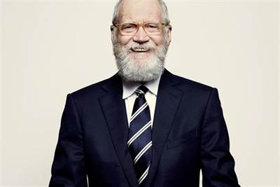 David Letterman Signs Deal with Netflix