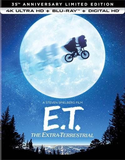 Win a Copy of E.T. The Extra-Terrestrial in 4k UHD From FlickDirect and Universal