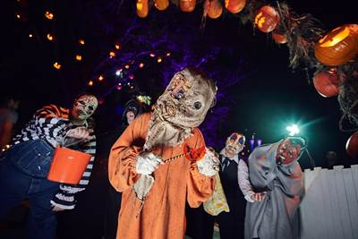 Nightmares Come Alive At Universal Orlando's Halloween Horror Nights 27