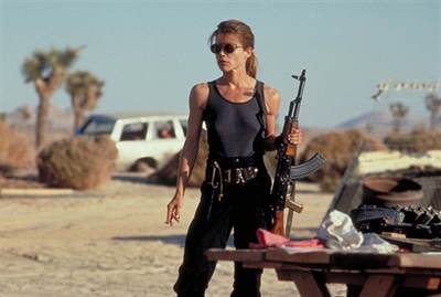 Linda Hamilton to Reprise Terminator Role for New Trilogy