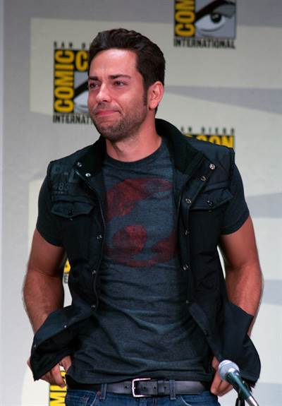 Zach Levi Cast as Shazam! Title Role in Upcoming DC Film