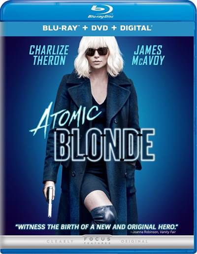 Win a Copy of Atomic Blonde on Blu-ray From FlickDirect and Universal