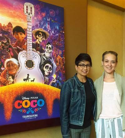 Coco Supervising Animator, Gini Santos Gives FlickDirect A Behind-The-Scenes Look