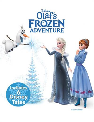 Kids Bored on Winter Break? Win A Digital HD Download of OLAF'S FROZEN ADVENTURE
