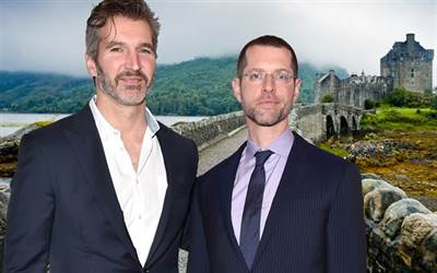 David Benioff and D.B. Weiss to Pen New Star Wars Series of Films
