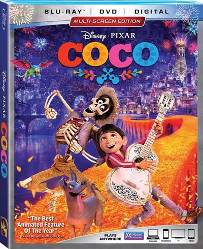 Win a Copy of COCO From FlickDirect and Walt Disney Pictures