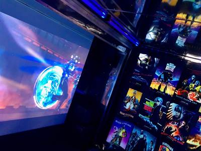 Get Ready For Ready Player One with The Oasis Experience