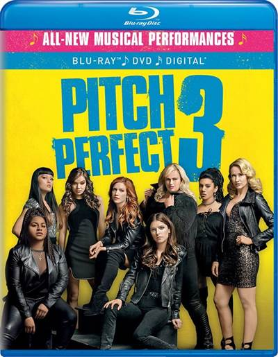 Win a Copy of PITCH PERFECT 3 From FlickDirect and Universal Pictures