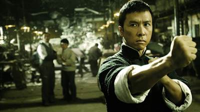 Donnie Yen Cast in Disney's Live-Action Mulan