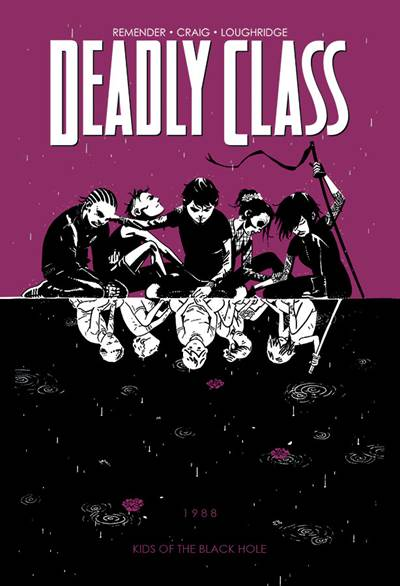 Syfy Adds Deadly Class to Lineup