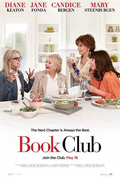 Win Complimentary Passes For Two To An Advance Screening of Paramount Pictures, Book Club