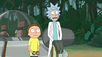 Adult Swim Renews Rick & Morty for 70 More Episodes