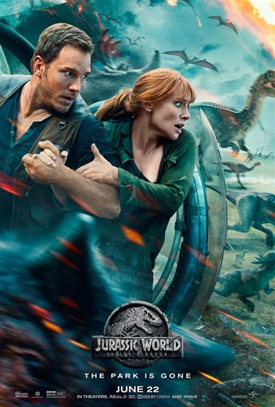 Win Complimentary Passes For Two To An Advance Screening of Universal Pictures' JURASSIC WORLD: FALLEN KINGDOM