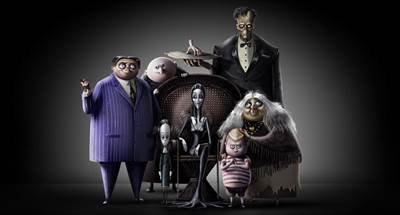 MGM Announces Voice Cast for The Addams Family