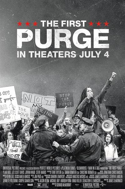 Win Complimentary Passes For Two To An Advance Screening of Universal Pictures' THE FIRST PURGE