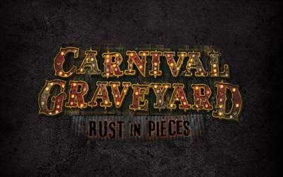 Universal Orlando Announces New Haunted House - Carnival Graveyard: Rust in Pieces