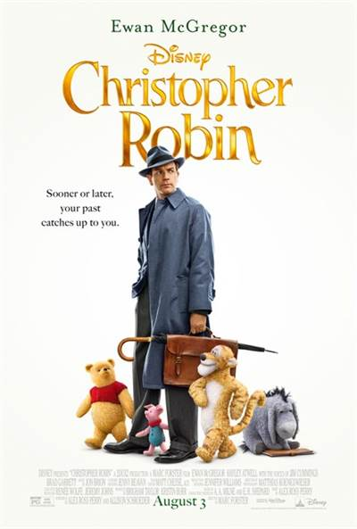Enter For A Chance To Win A Pass For Two To A Special Advance Screening of CHRISTOPHER ROBIN