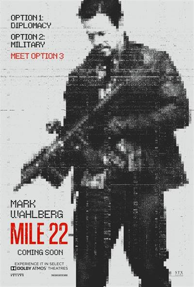 Win Complimentary Passes For Two To An Advance Screening of STX Entertainment's MILE 22