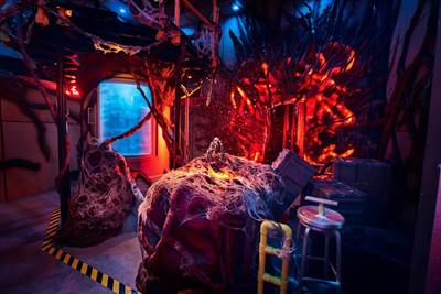 Return to The 1980's At This Year's Halloween Horror Nights 28 at The Universal Orlando Resort