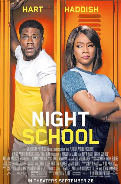 Win Complimentary Passes For Two To An Advance Screening of Universal Pictures' NIGHT SCHOOL