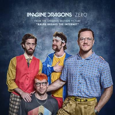 Imagine Dragons Compose Song for Ralph Breaks the Internet