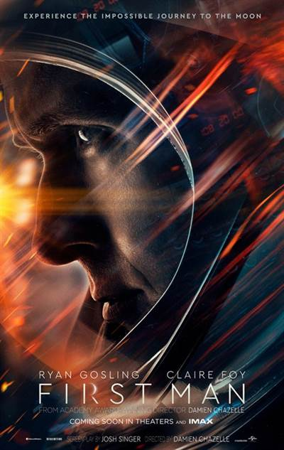 Universal Commemorating NASA Anniversary with Free First Man Screenings