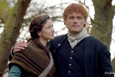 Starz Surprises at NYCC with Unannounced Screening of Season Four Premiere Episode of Outlander
