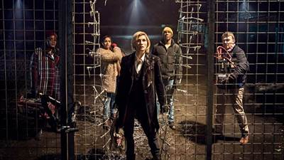 Doctor Who Premiers with Record Breaking Growth from Previous Season