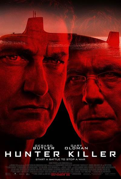 Win Complimentary Passes For Two To An Advance Screening of Lionsgate's HUNTER KILLER