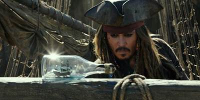 Disney Looking to Reboot Pirates of the Caribbean Franchise
