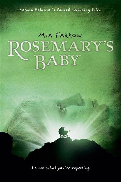 Win a Copy of  ROSEMARY'S BABY 50th Anniversary Edition In Digital HD From FlickDirect and Paramount Pictures