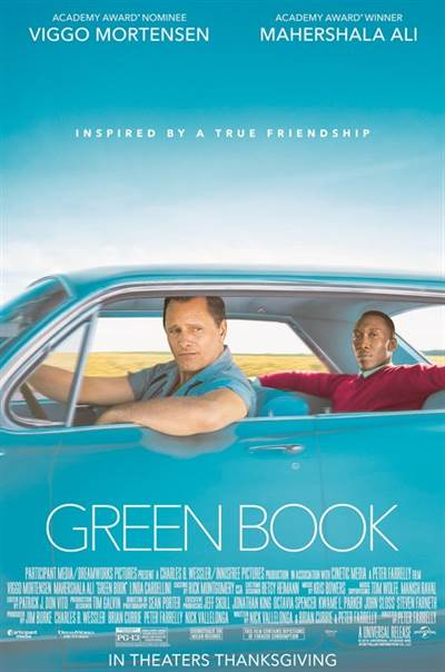 Win Complimentary Passes For Two To An Advance Screening of Universal Pictures' GREEN BOOK
