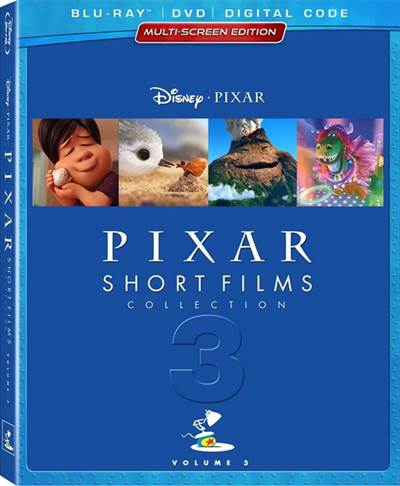 Disney Pixar Short Films Collection Volume 3 Is A Must Get This Holiday Season