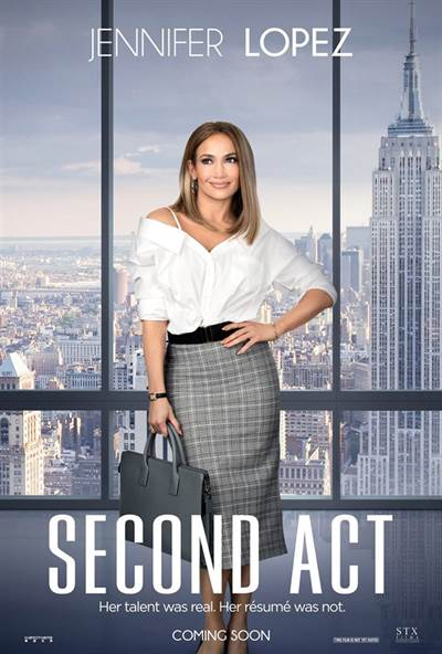 Win Complimentary Passes For Two To An Advance Screening of STX Entertainment's SECOND ACT